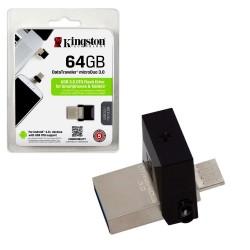 Kingston DTDUO3/64GB -...