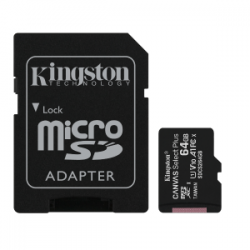 Kingston microSDXC 64 GB...